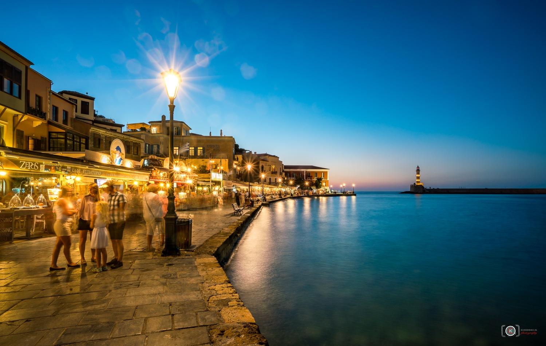 Goodnight II Crete, Greece  by chookia