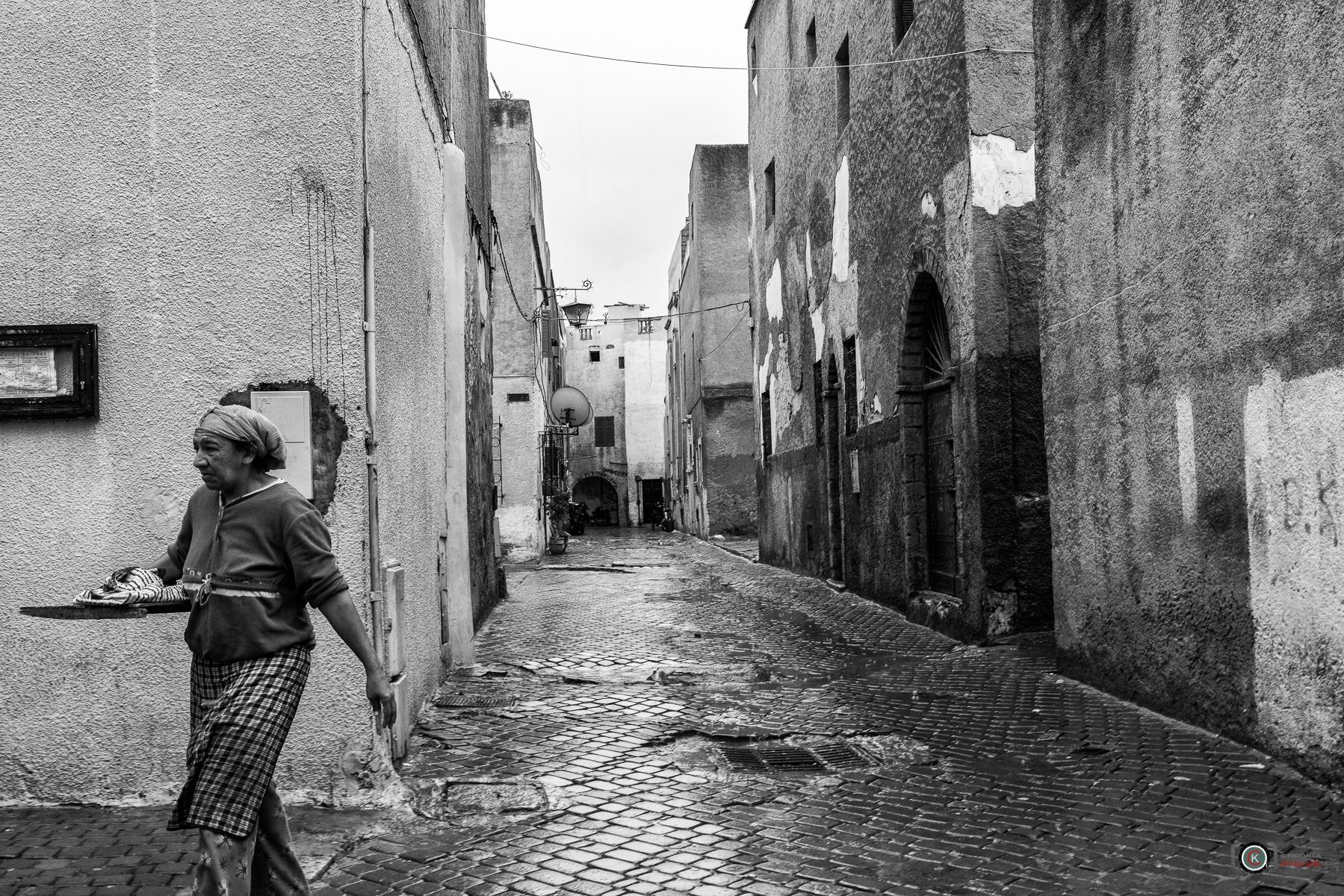 Life On The Street II EI Jadida-Morocco  by chookia