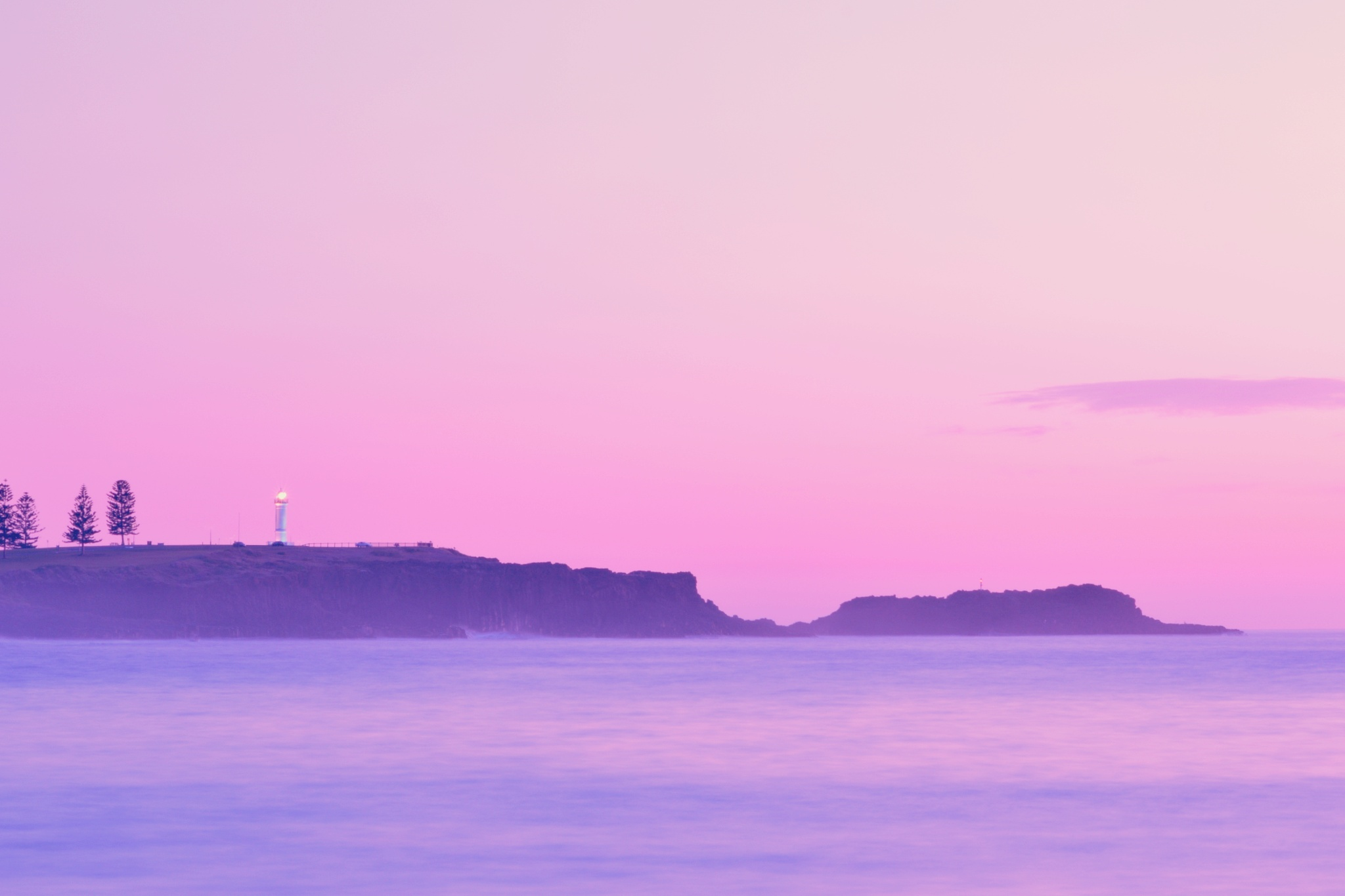 Kiama lighthouse sunrise by nichumephotography