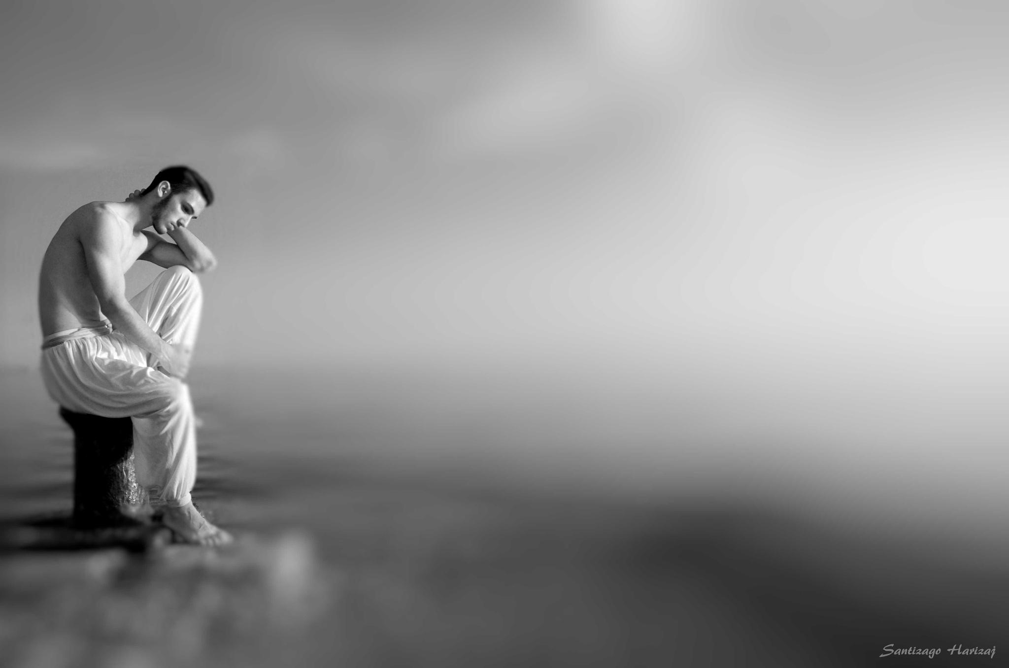 Tristezza by Santiago Harizaj