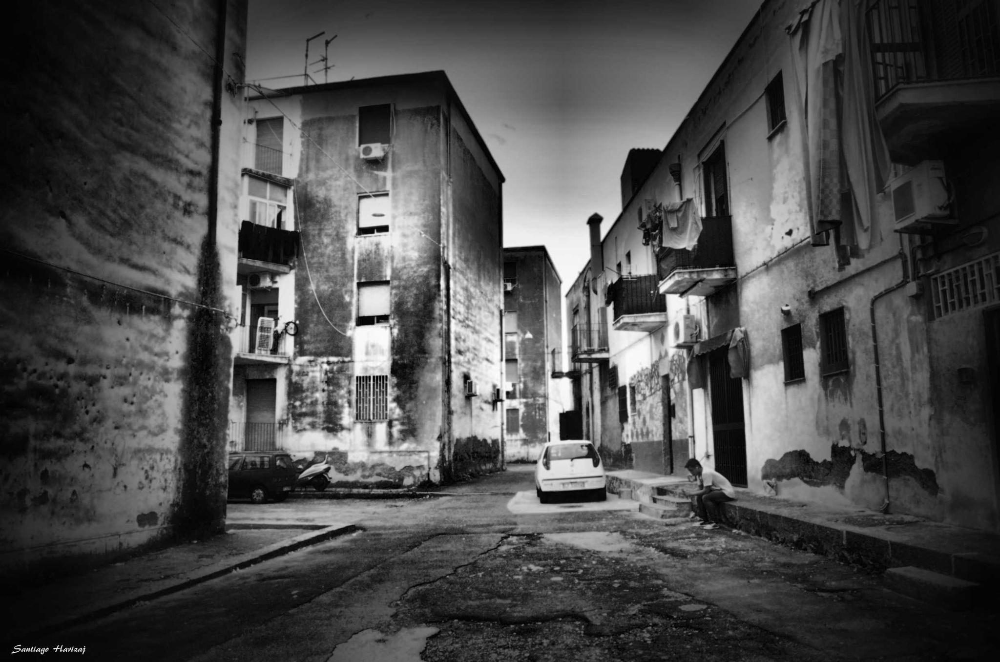 Untitled by Santiago Harizaj