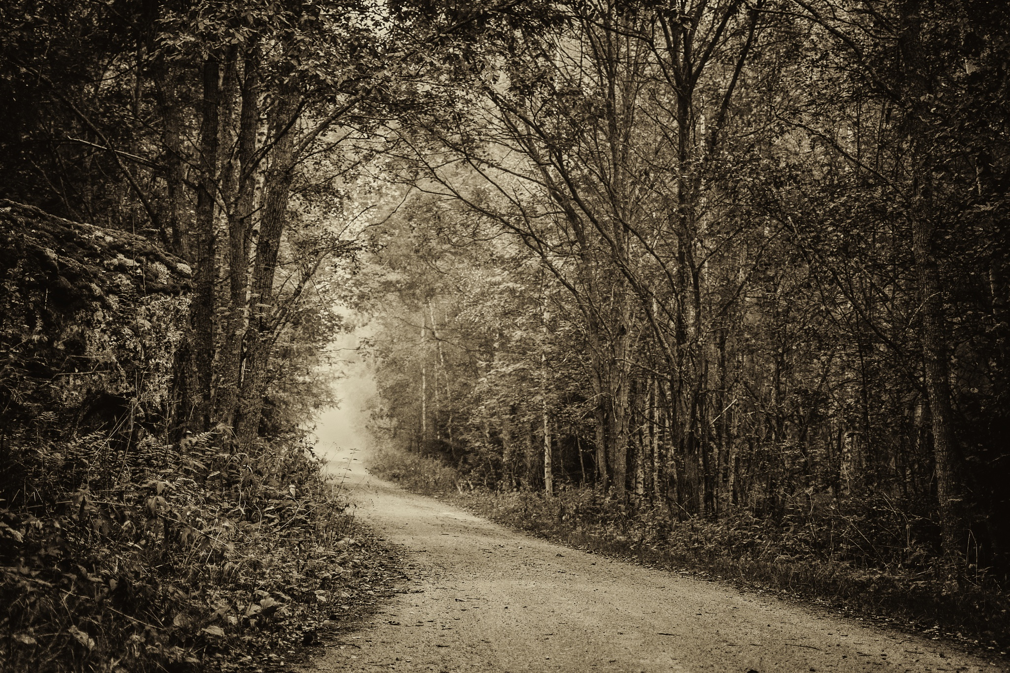 Road to nowhere by Ben Gt