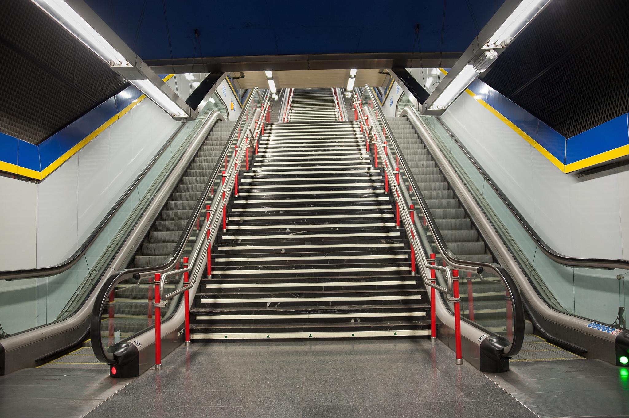 Stairs by Jose Manuel Navarro