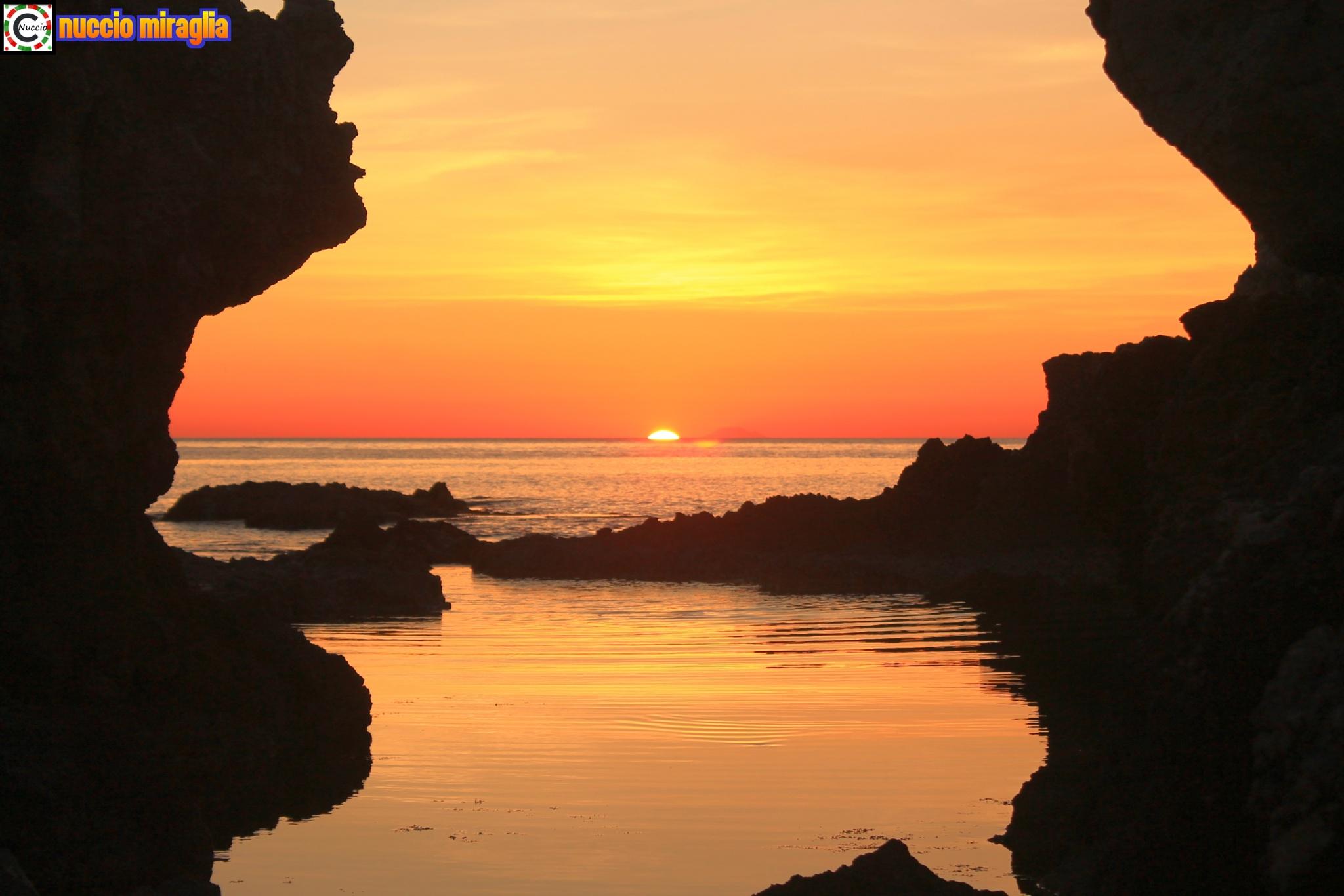 Sunset. by nucciomiraglia