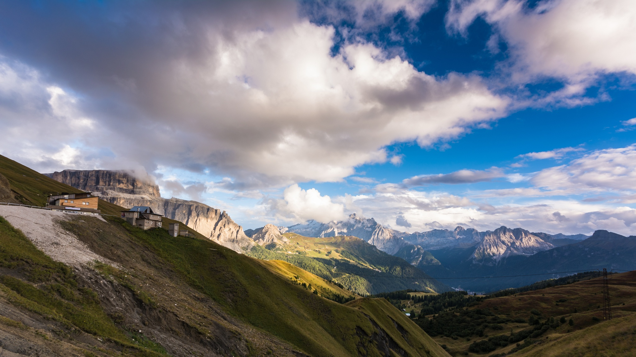 Passo Sella (Italy) by Gianni Santolin