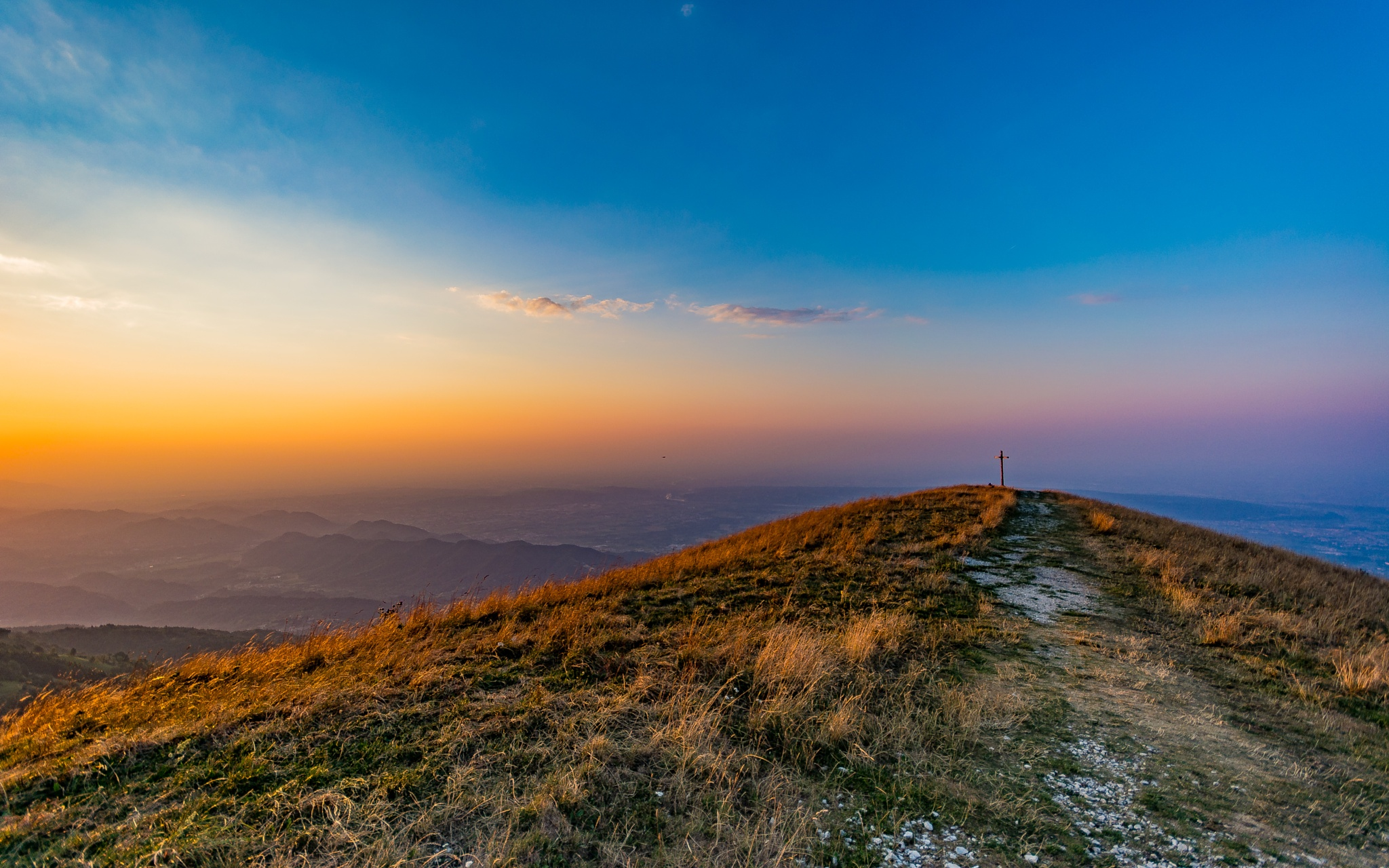 Monte Cesen (Italy) by Gianni Santolin