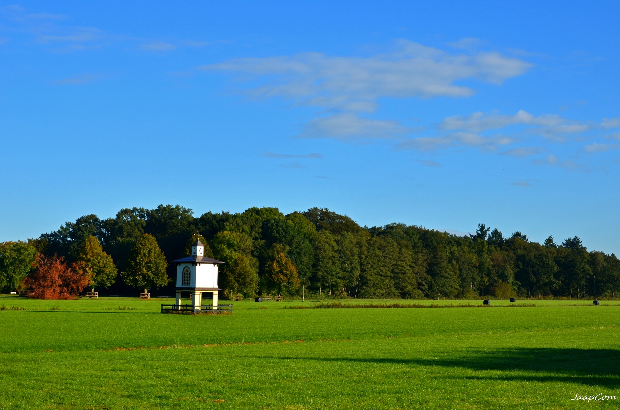 Landscape Ijsselvliedt by Jaap van Werven