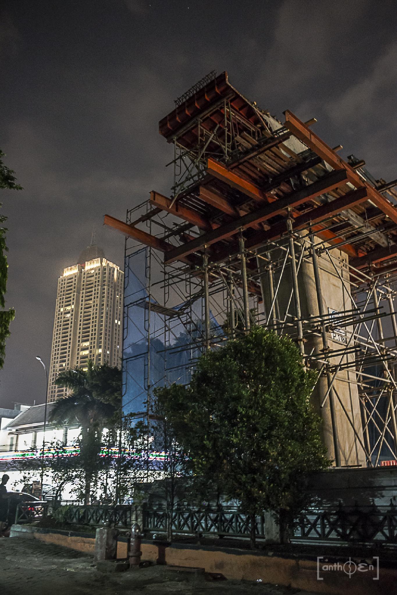 High Way Construction by Anthoen Luciferano Karnanta