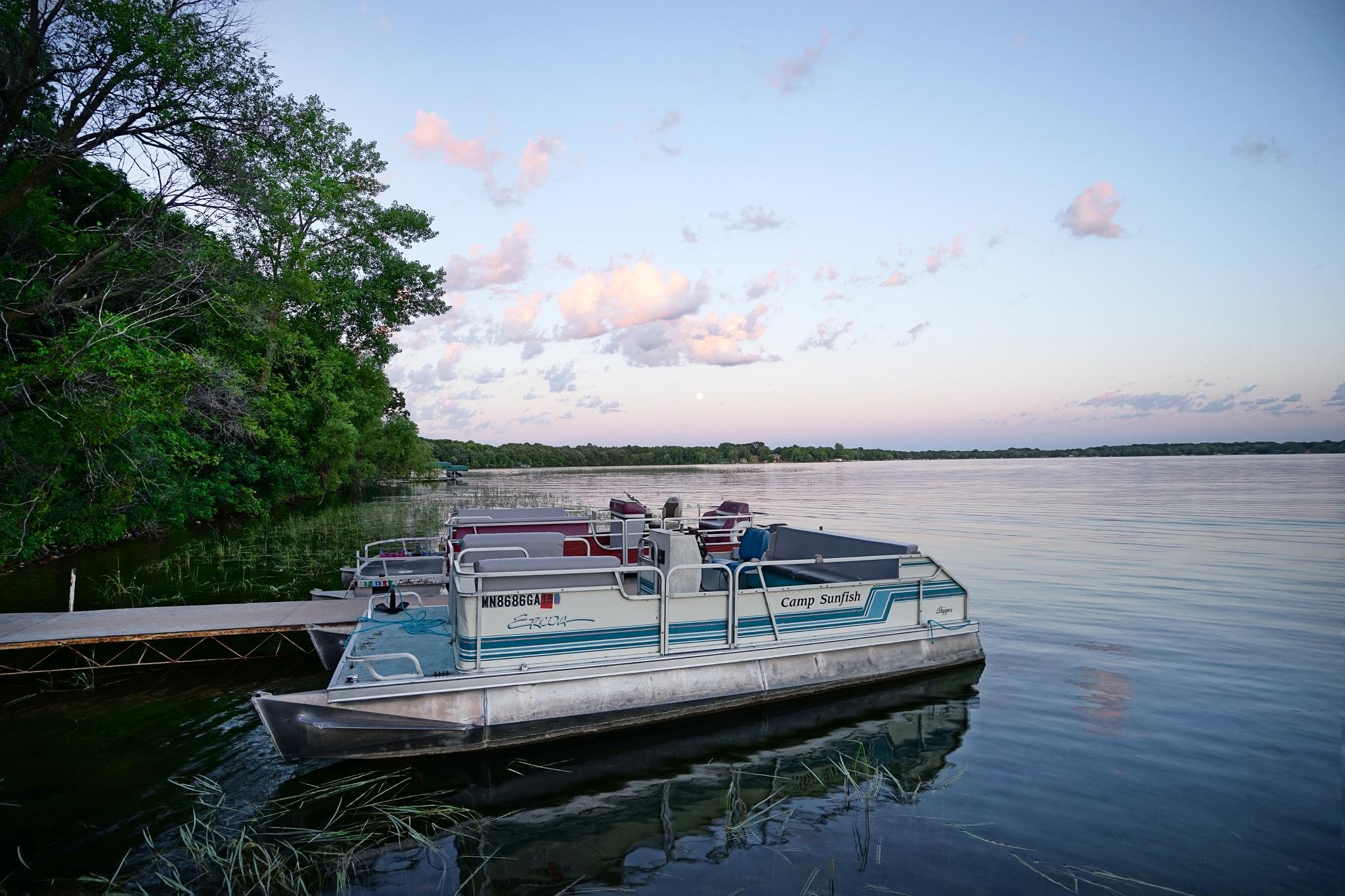 Boating Anyone? by John H. Lee