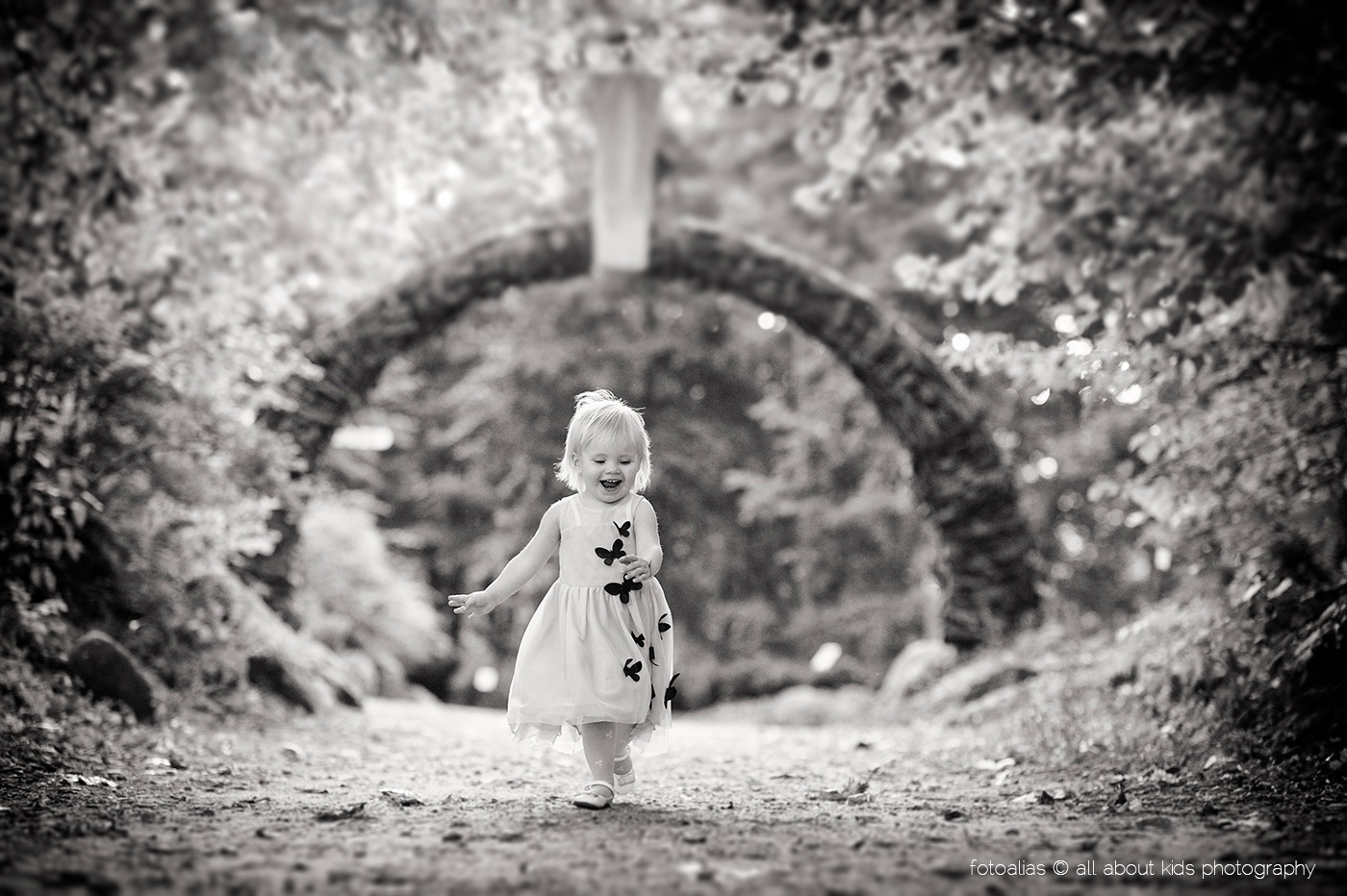 the arch of happiness... by rasa razaniene