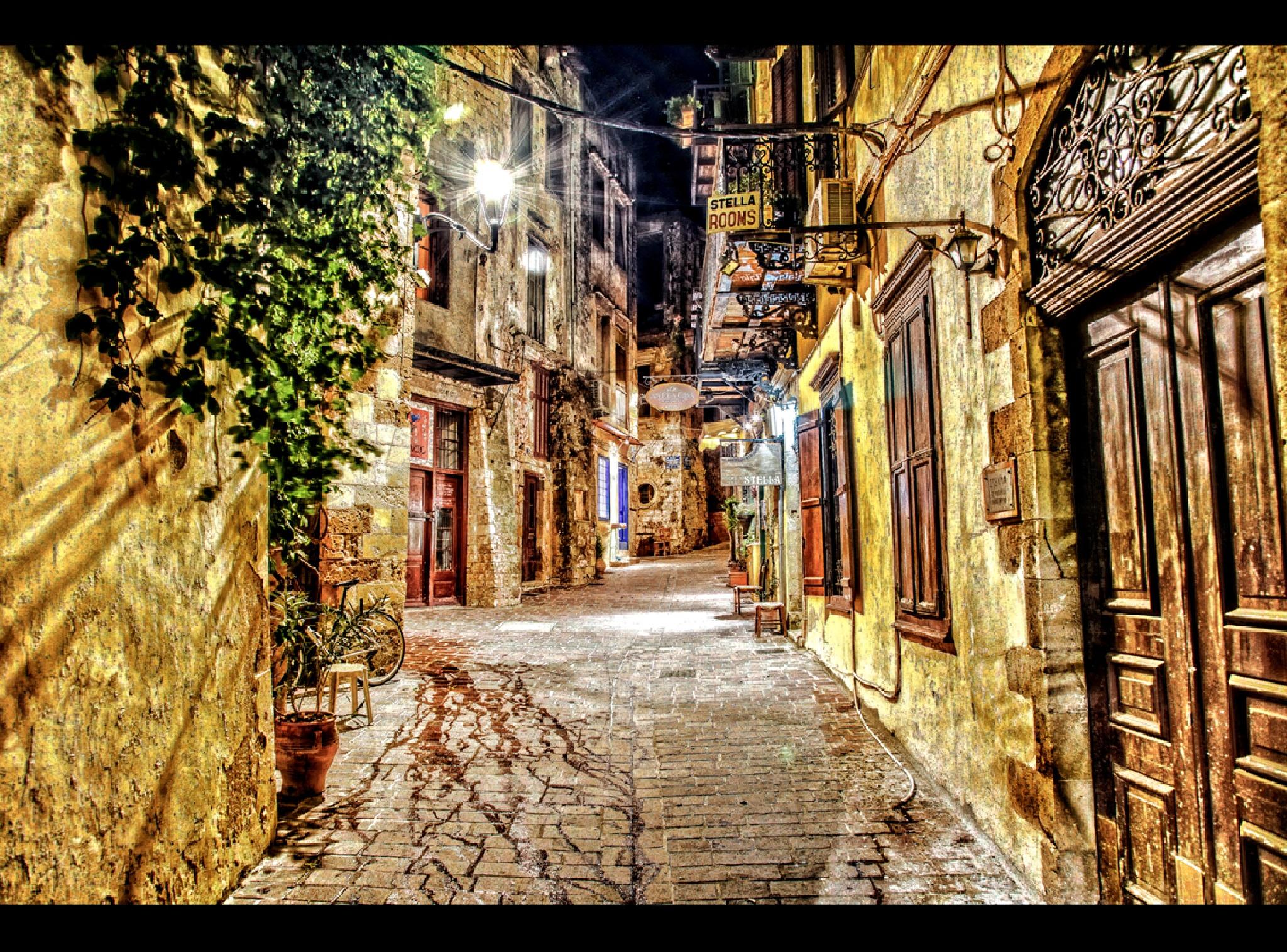 Crete-Chania by piotr j