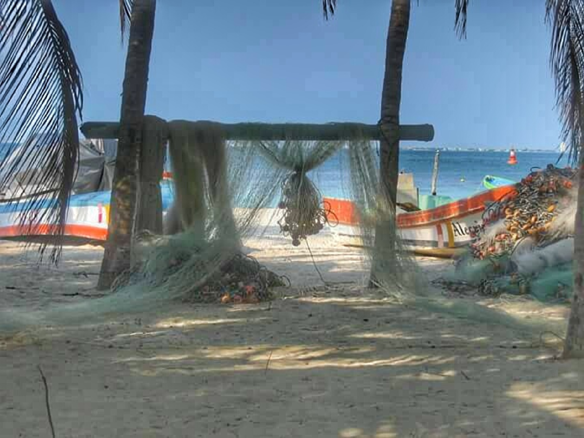 Isla Mujeres Mexico by Jeffrey Morello