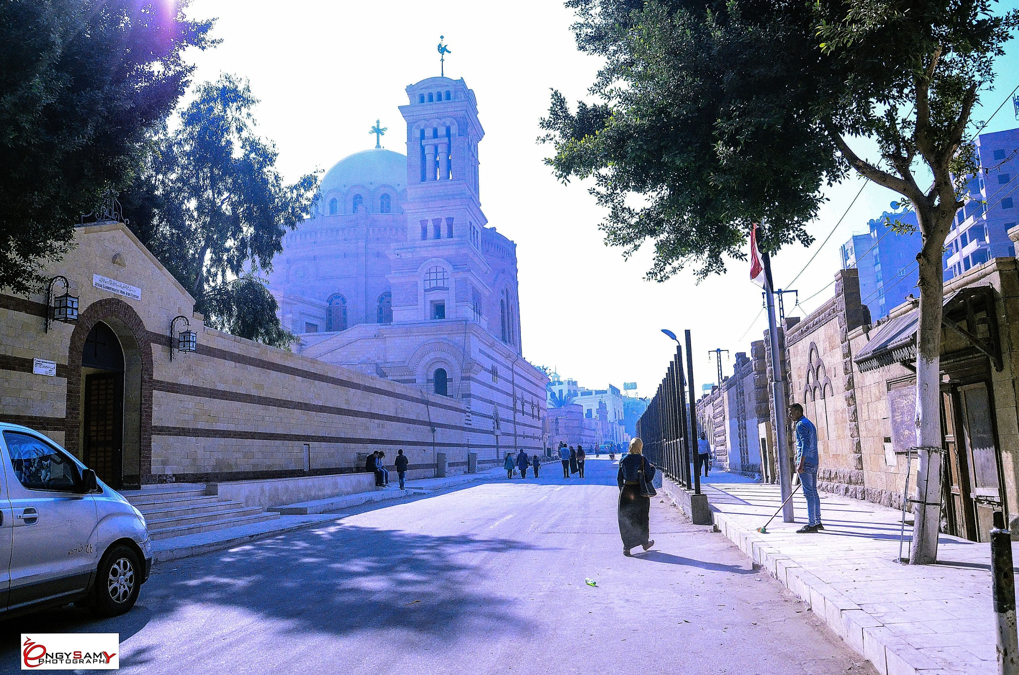 saint margerges church_old cairo by engy_samy