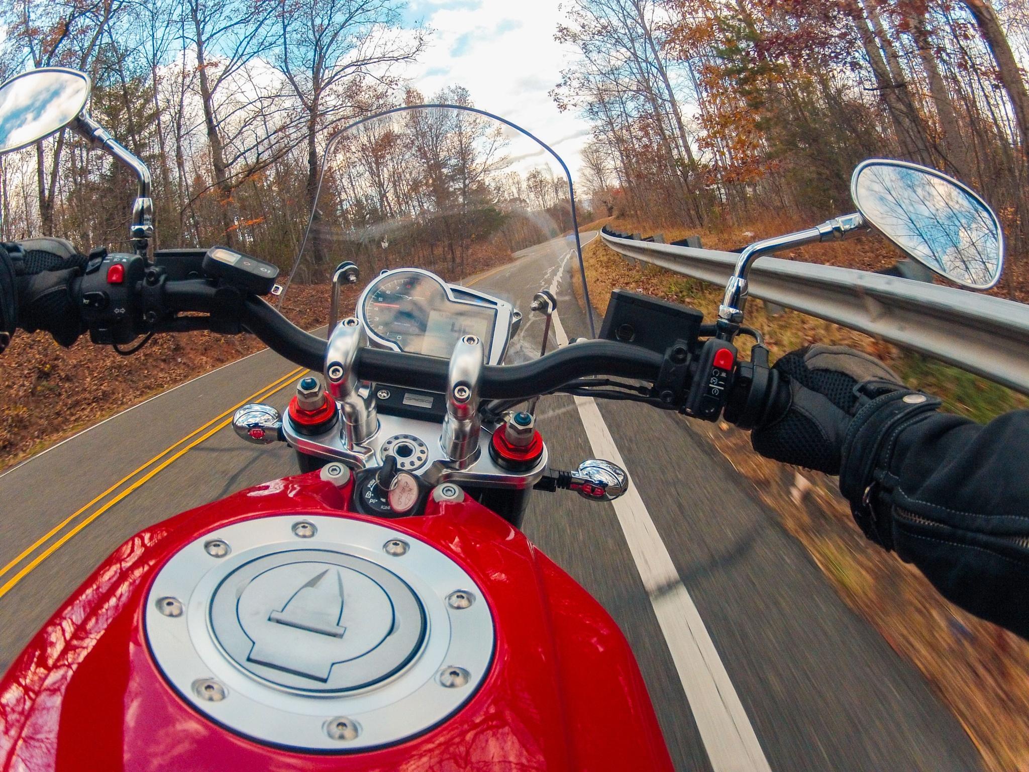 Moto Guzzi Griso by Multistrada