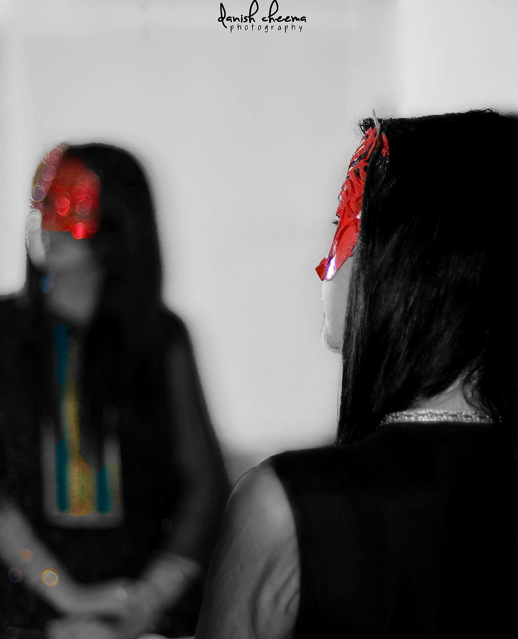 #mirror #beautiful lady  by danish murtaza cheema
