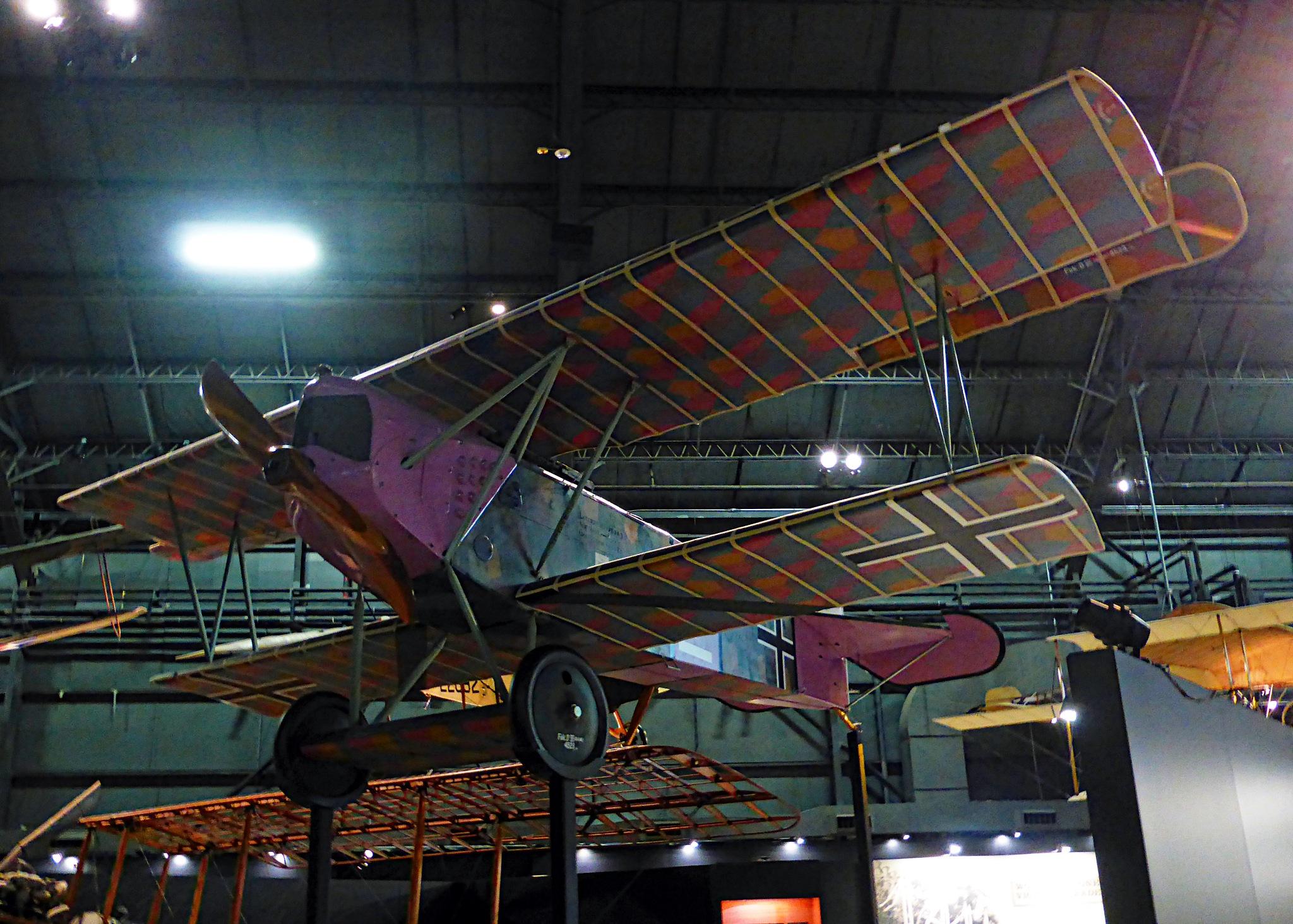 Fokker D.VII by homicidal45