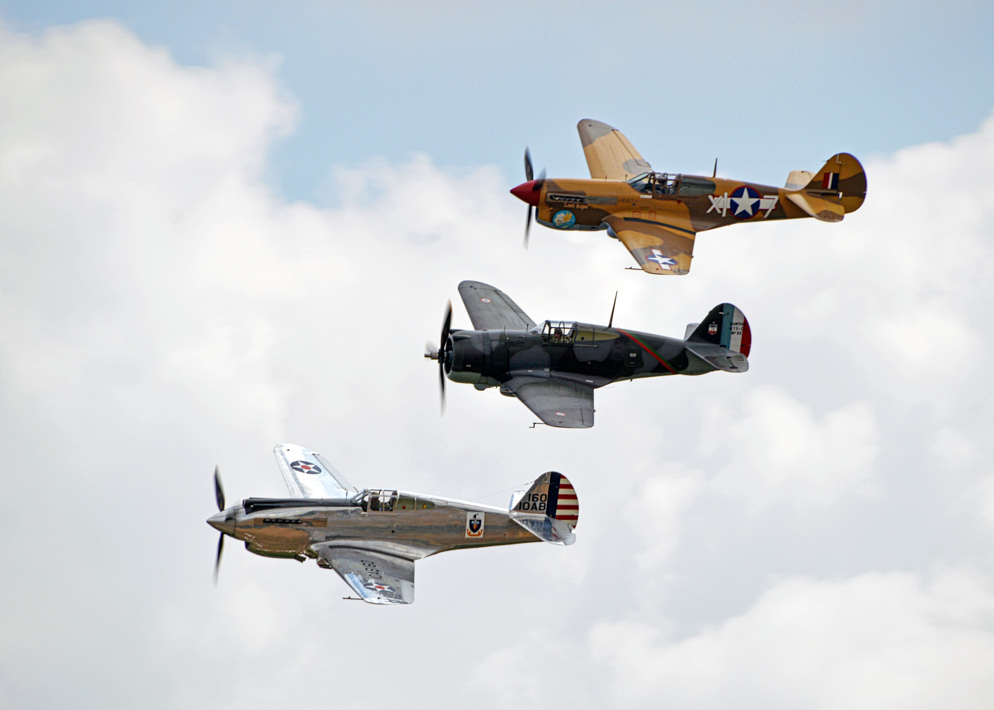 Flying Legends 2018 by homicidal45