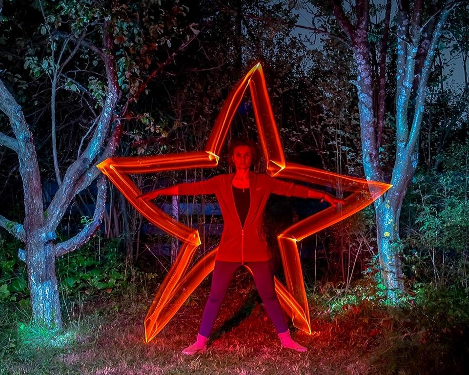 Double star. by Nikolas  Fotos