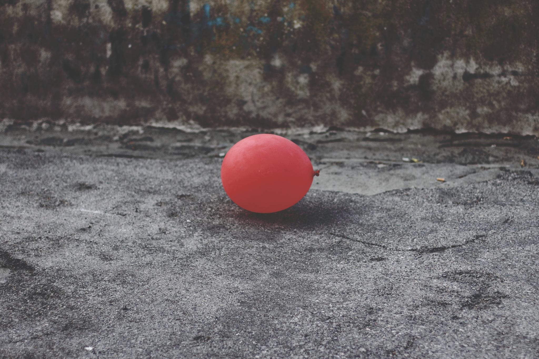 red baloon  by Denise Lombardi