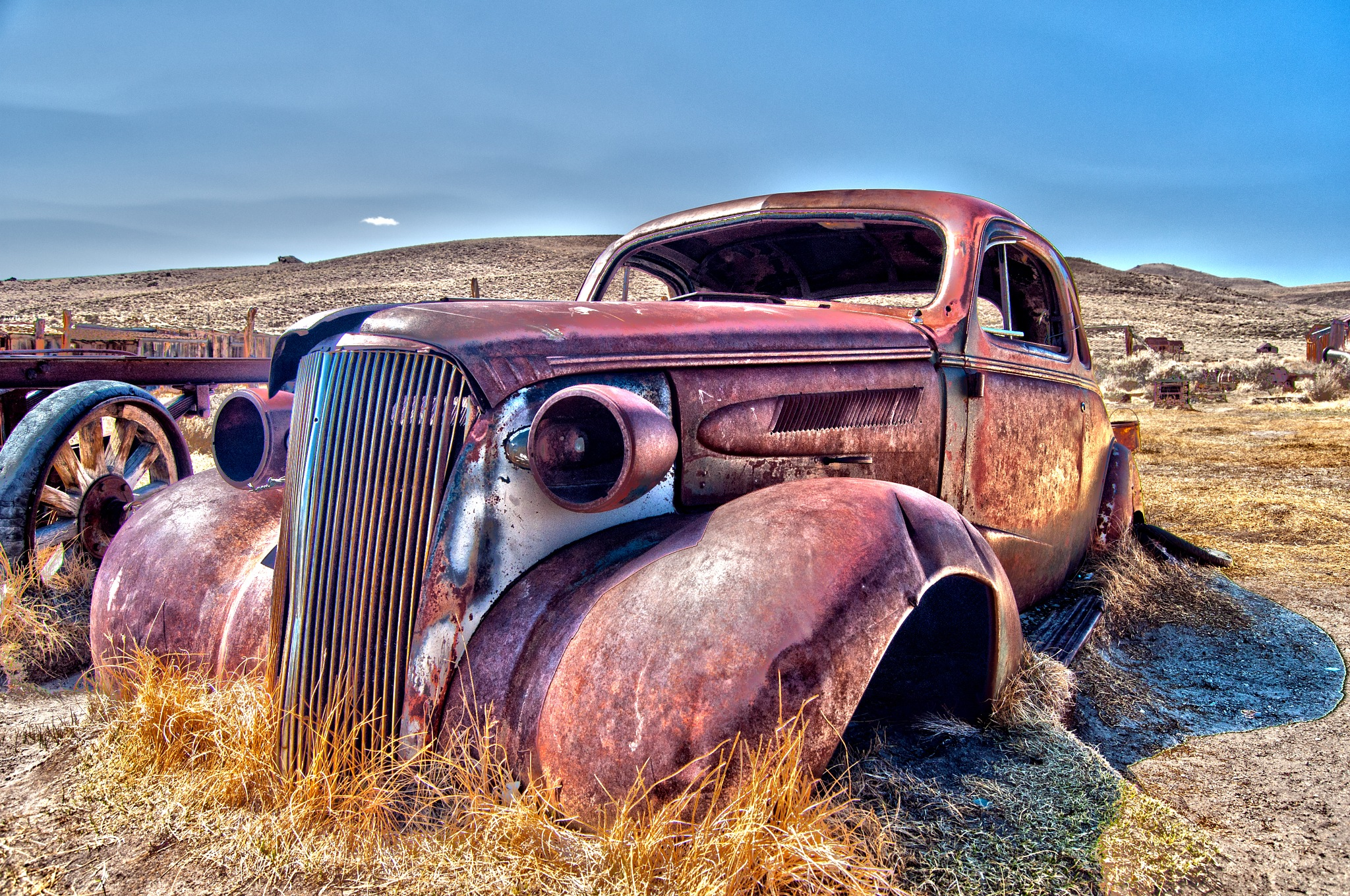 Rusty ride by Neal Lacroix