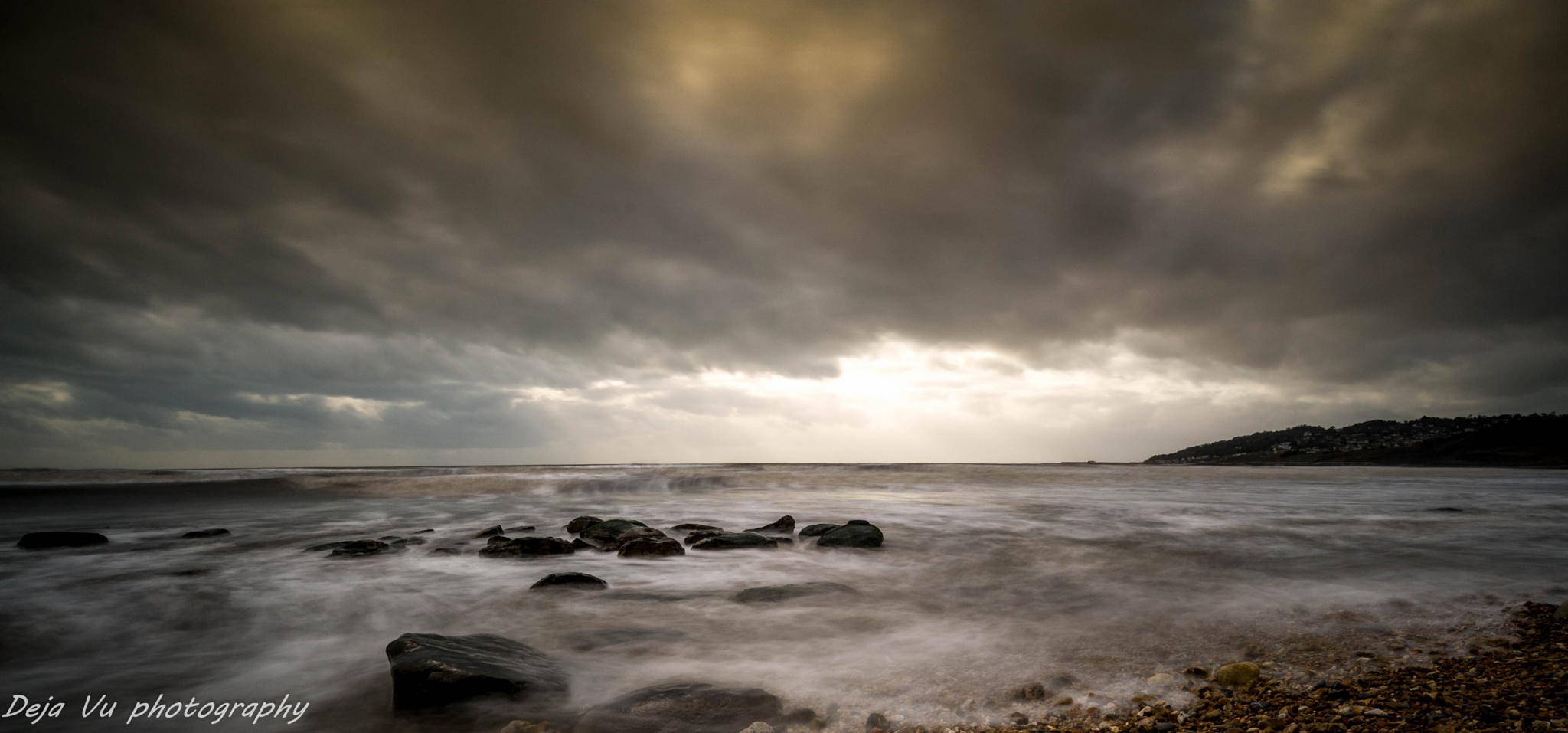 STORMY DAY by Russell Clarke