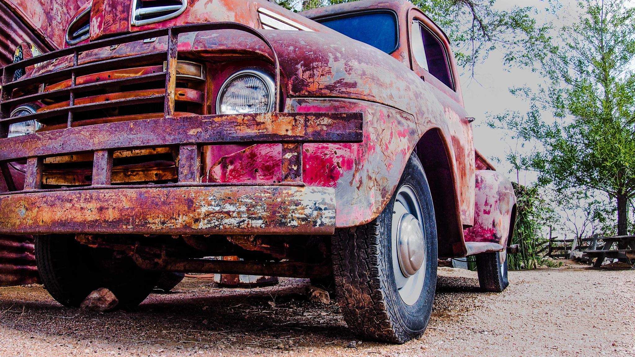 american truck by dannymoore1973