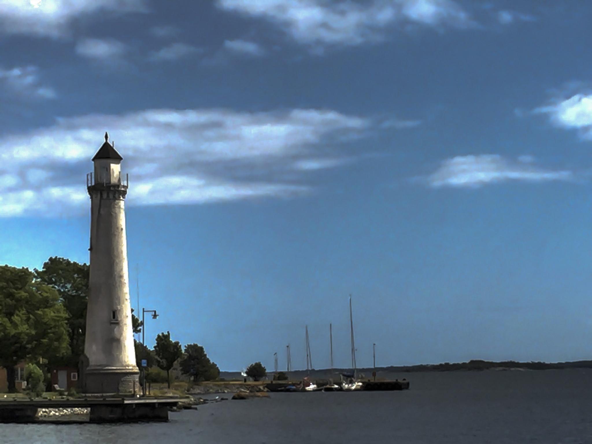 Lighthouse by Mattias Glimsö