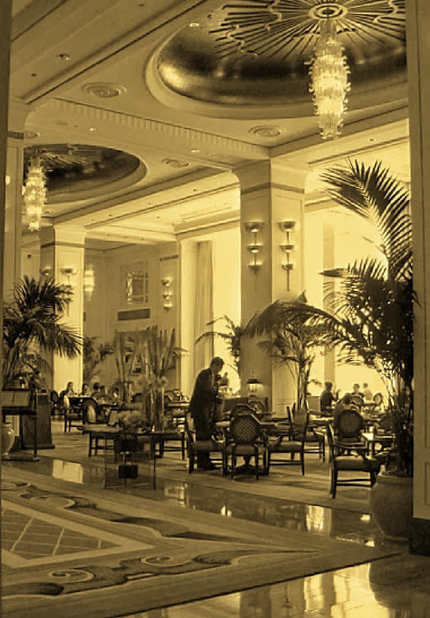 Peninsula Hotel Chicago IL by penguinhallmonitor