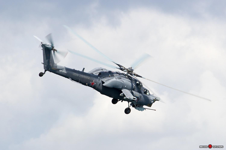 Mi-28N by Maxo Davion