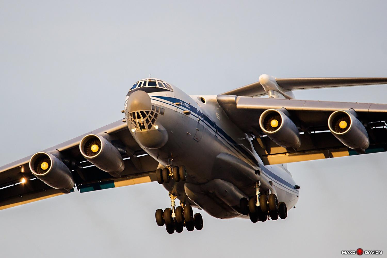 Il-76MD by Maxo Davion