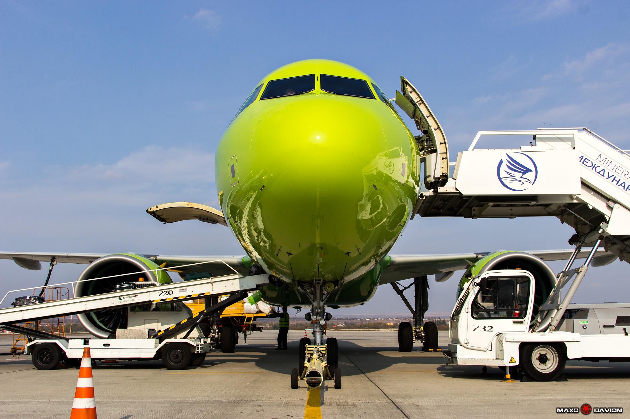 A320 Neo S7 by Maxo Davion