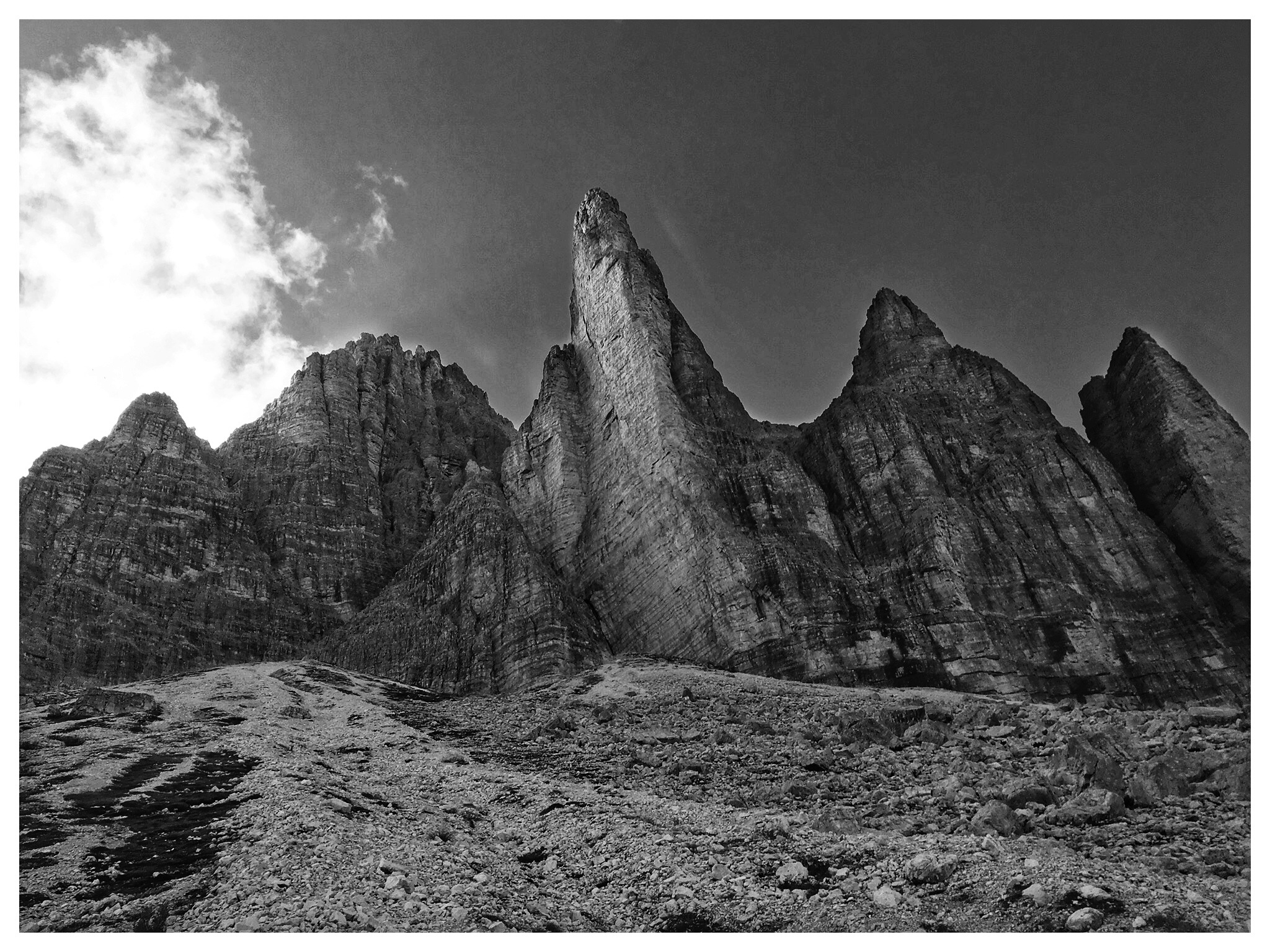 Three Peaks/Dolomites/Tyrol by adonismalamos1