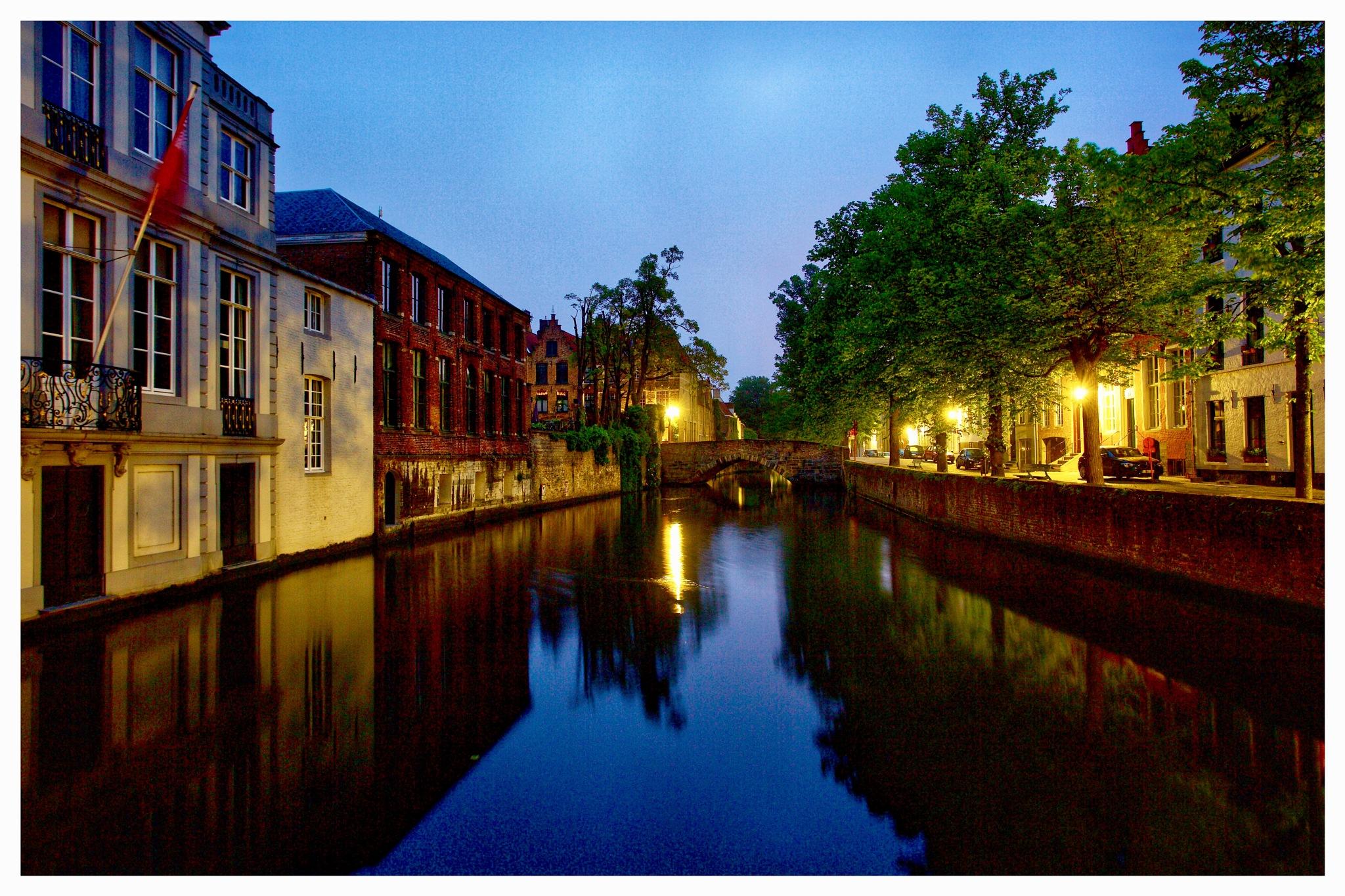 Bruges/Belgium by adonismalamos1