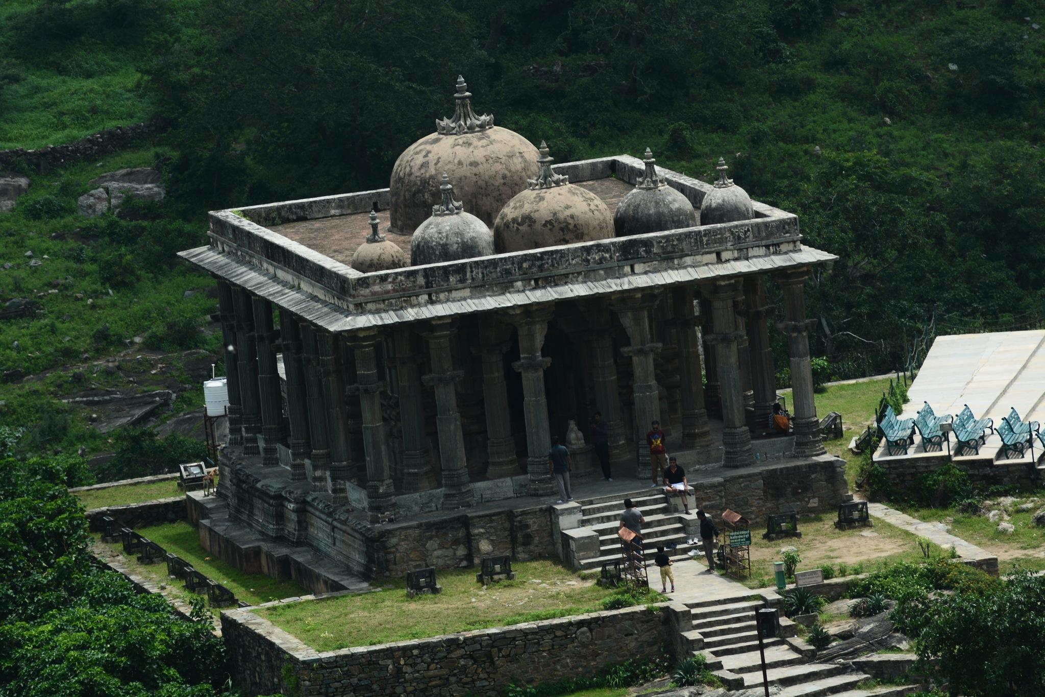 Kumbhalgarh by alluringaakanksha