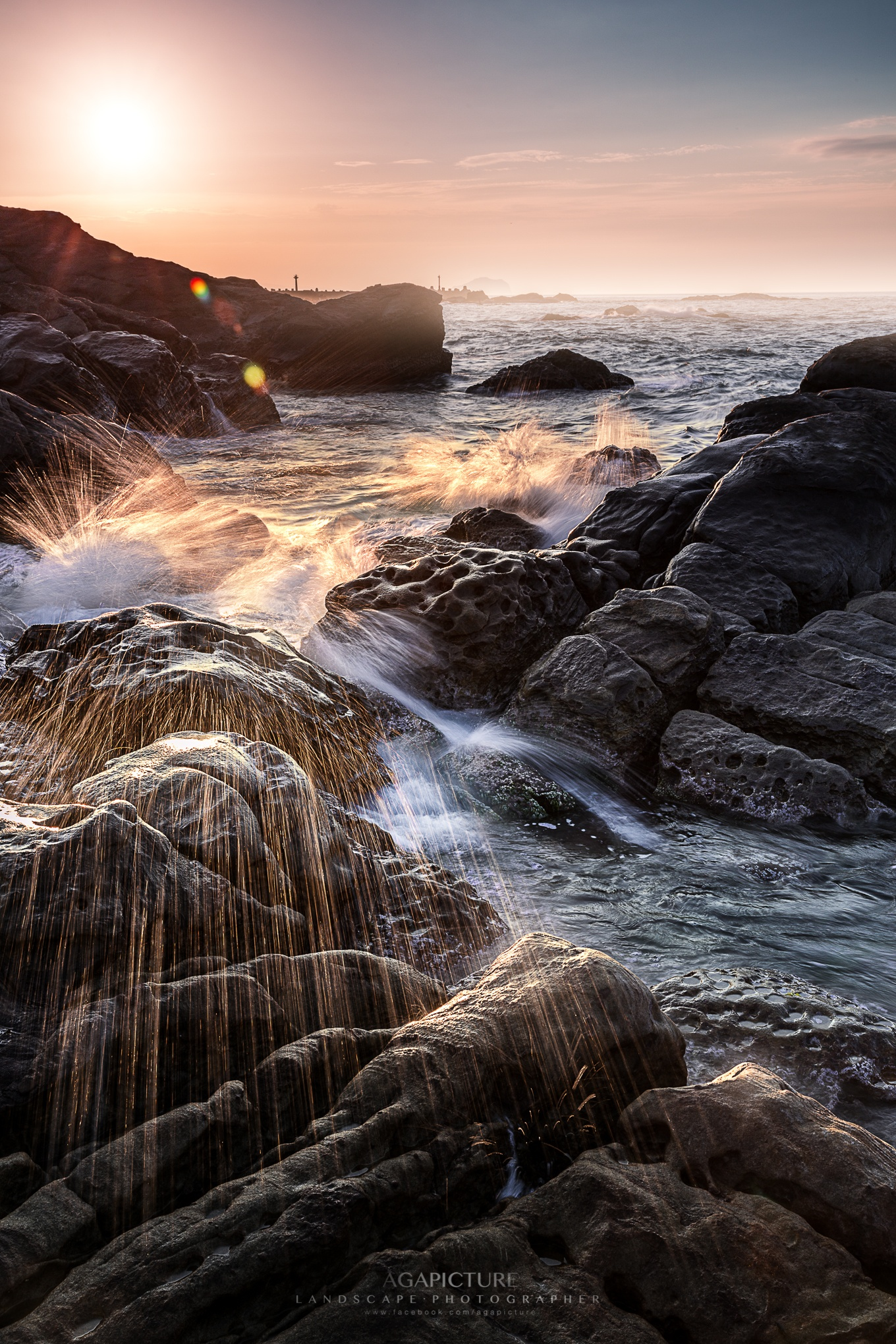 spindrift by agapicture