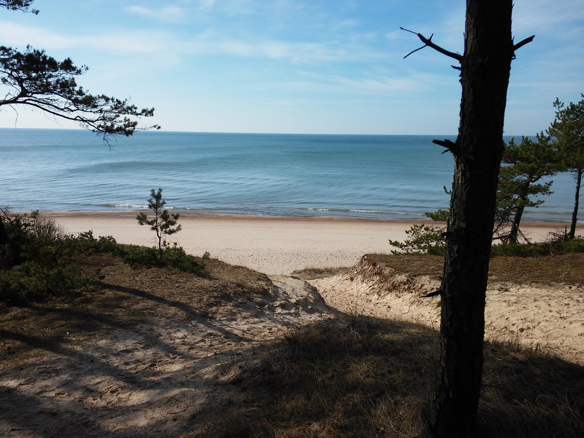 Baltic Sea from Latvia by mach1ne