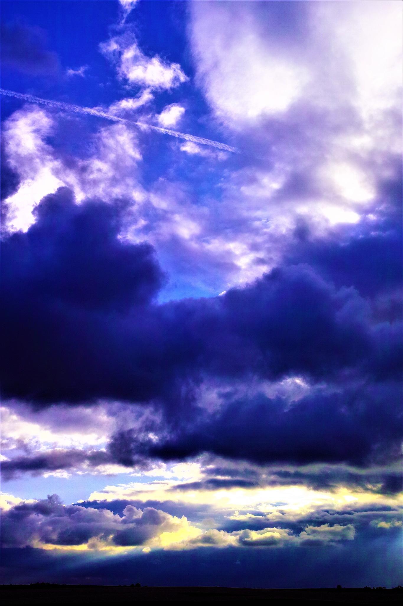 Blue World by FredWillem