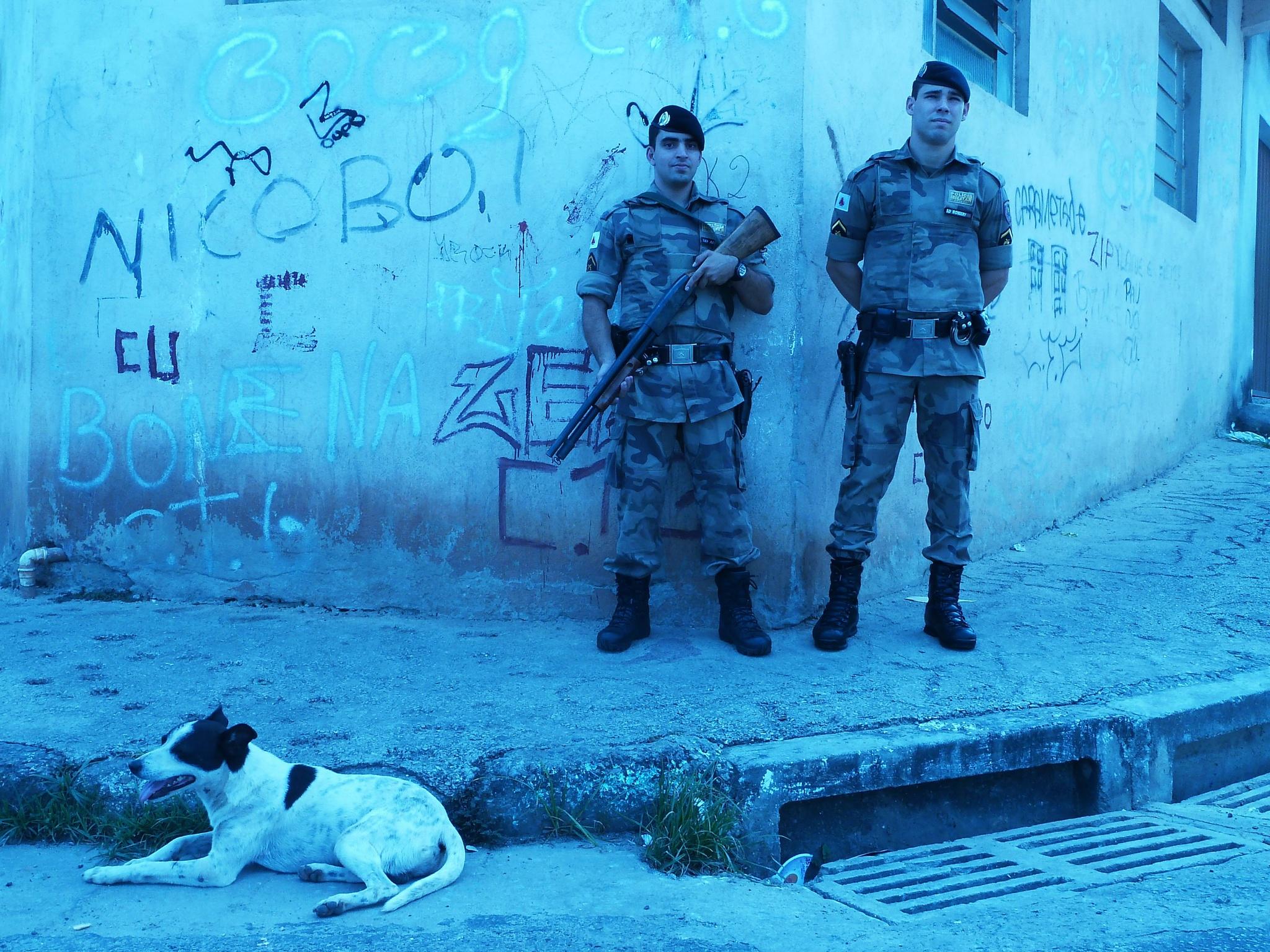 Favela by FredWillem