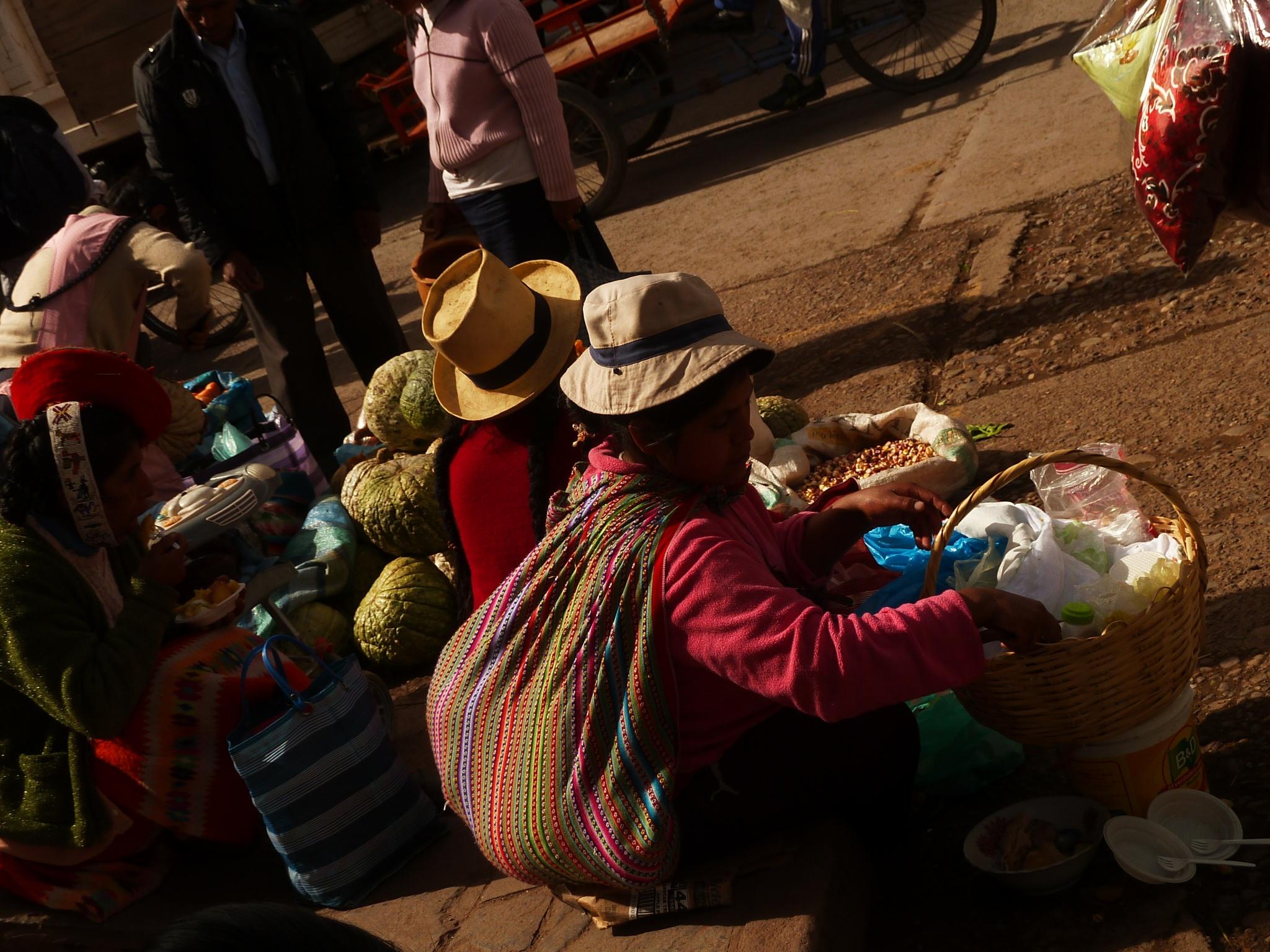 Inka Street Food / Peru by FredWillem
