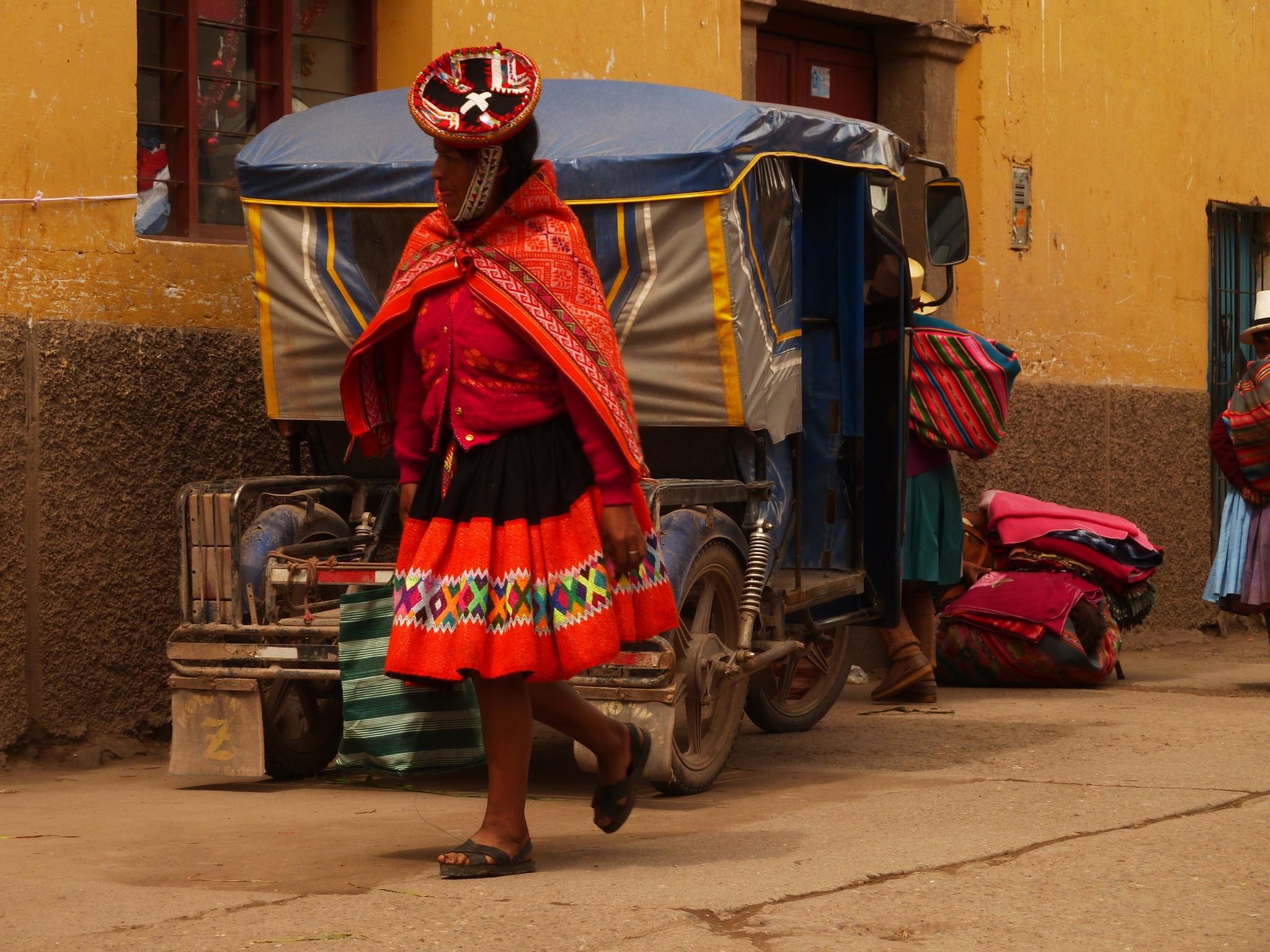 Old Woman / UruBamba by FredWillem