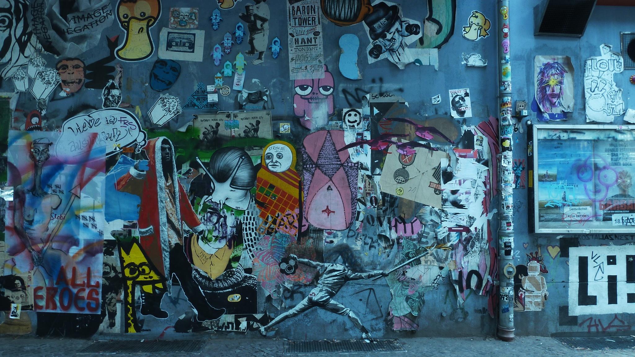 Berlin by FredWillem