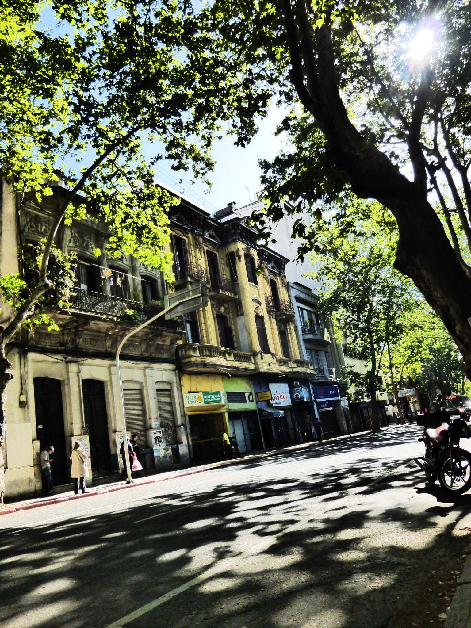 Montevideo by FredWillem