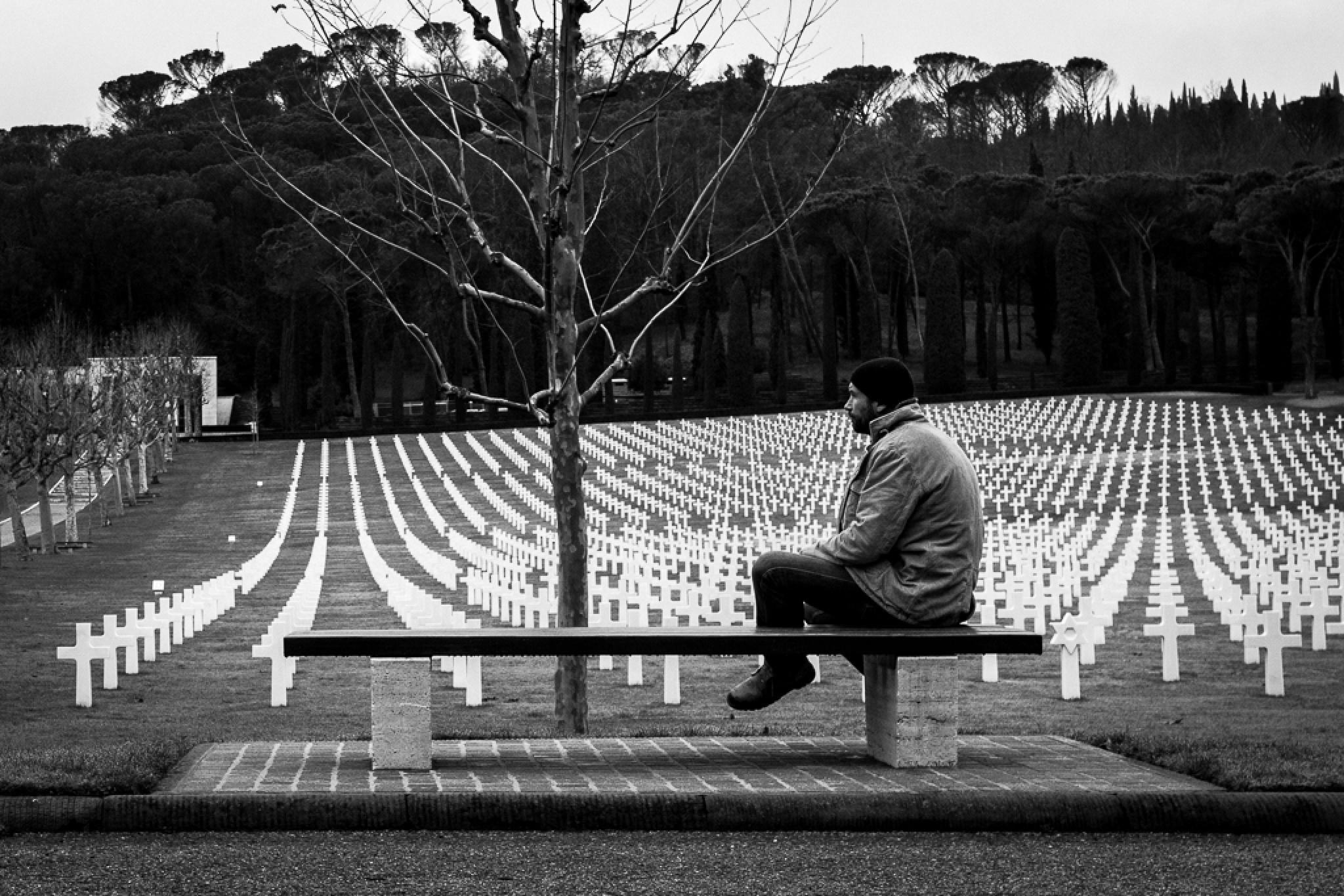 sound of silence by Francesco Monari