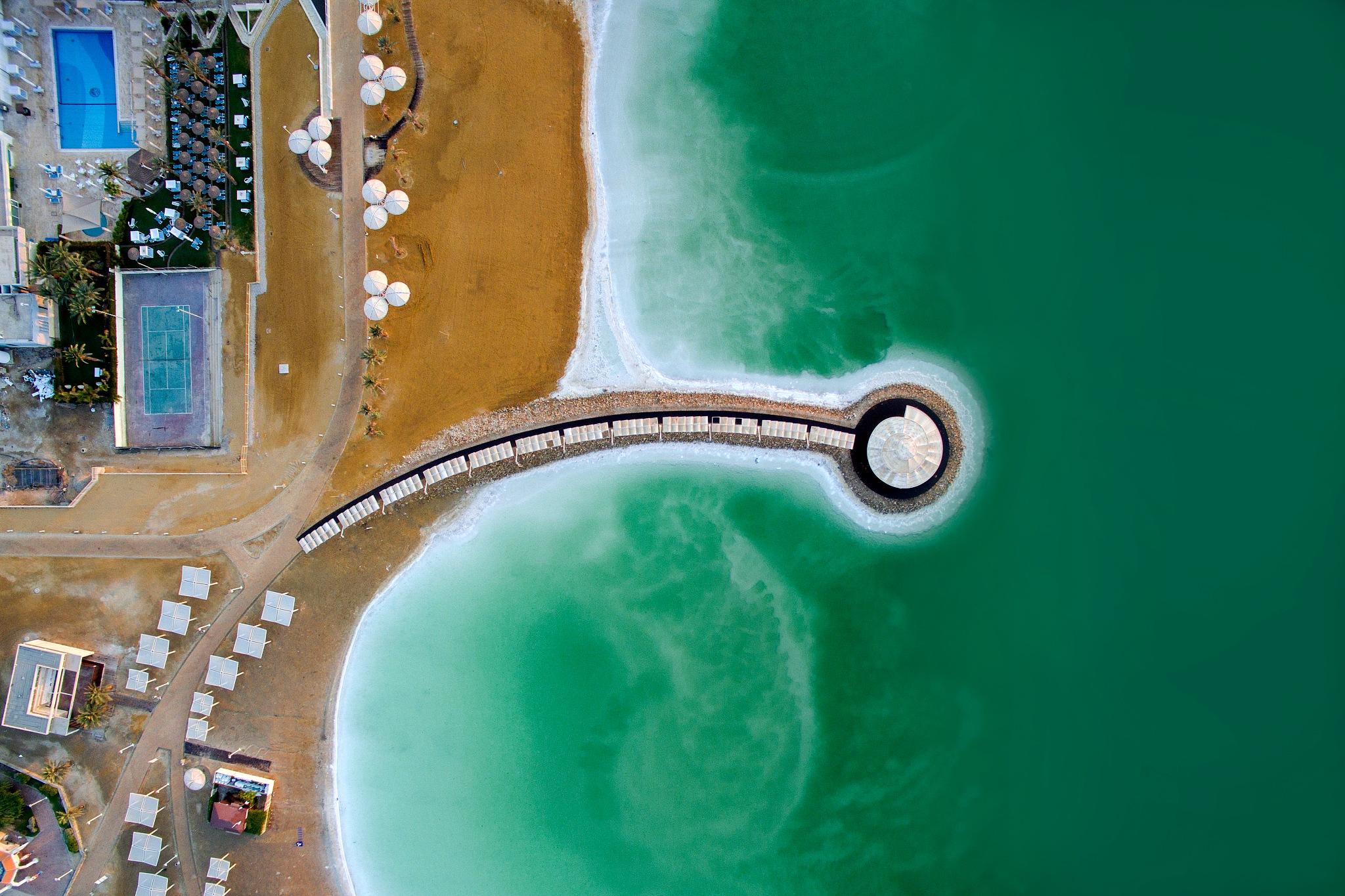 The Dead Sea! by Eyal Amer