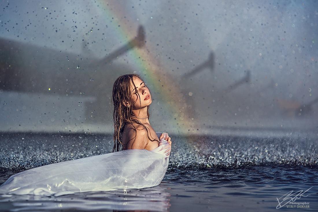 in the rainbow by VitX.Minsk