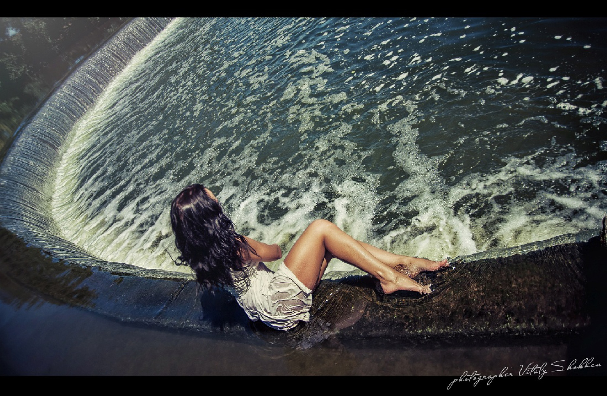 barefoot summer by VitX.Minsk
