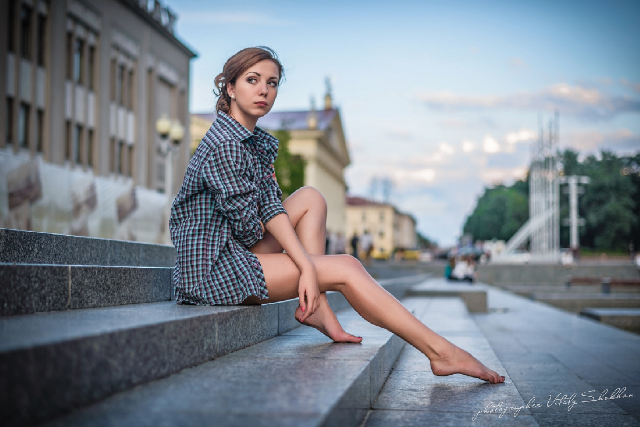 barefoot walk by VitX.Minsk