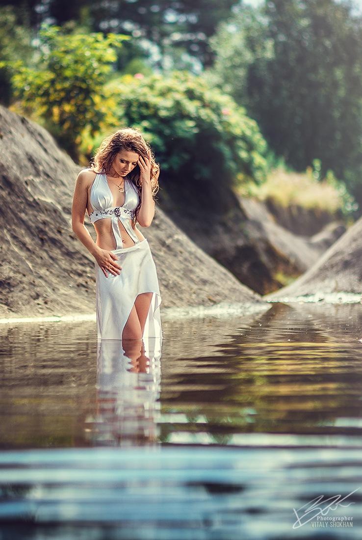 sunny and hot by VitX.Minsk