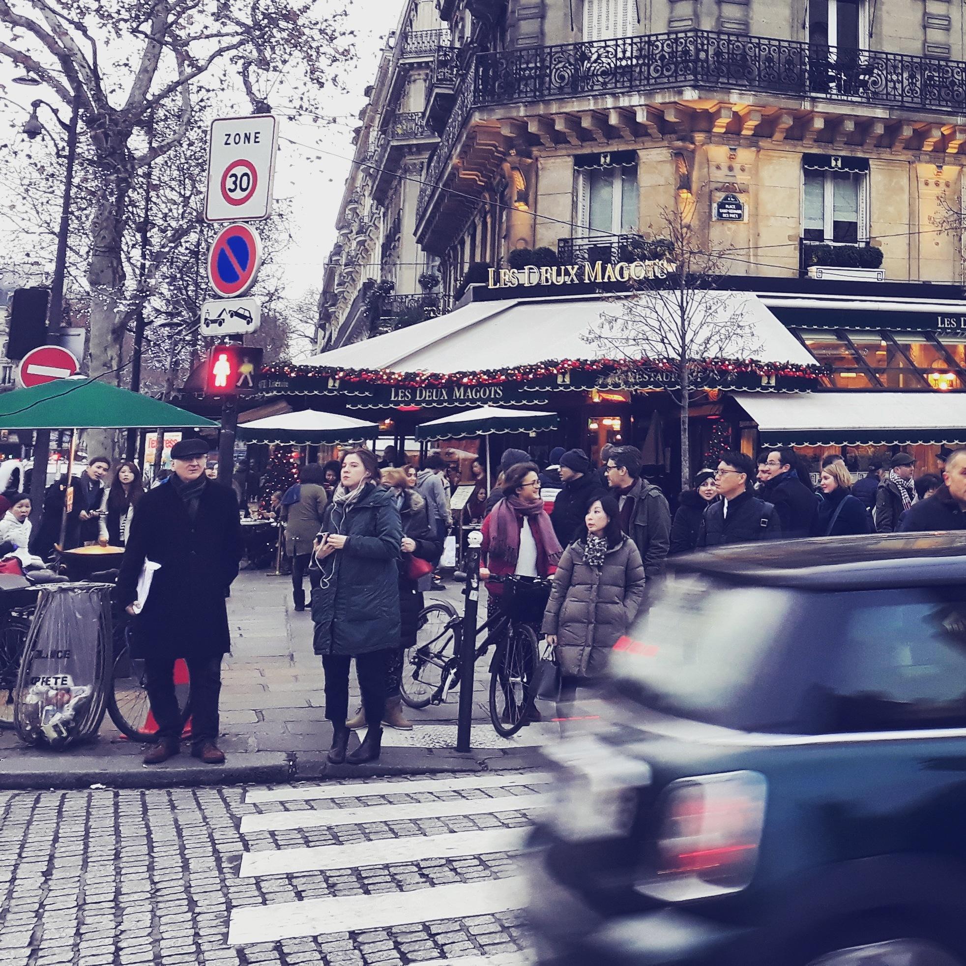 street of paris  by ahmeD aDel