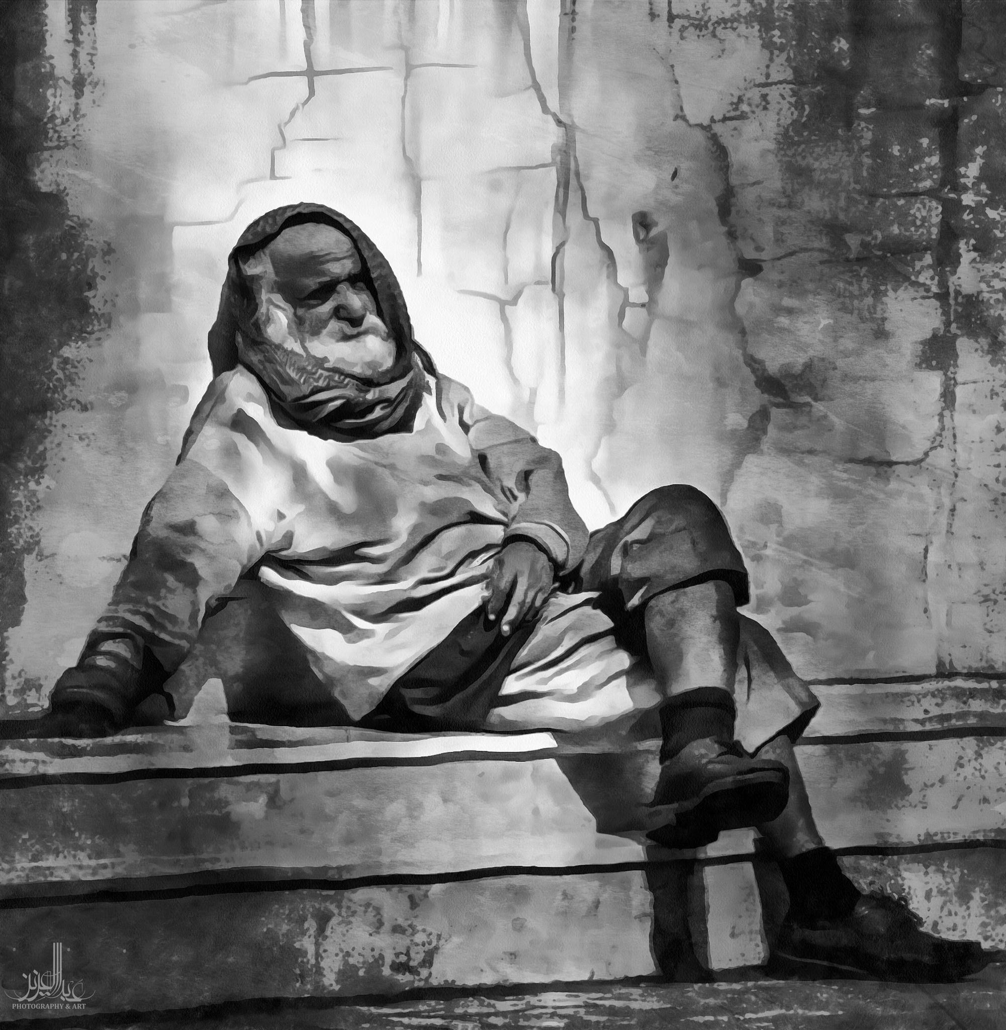 Untitled by Aziz Alkooheji